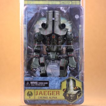NECA Pacific Rim mech Rangers's Eureka storm crimson Romeo can bemove hand to do model toys