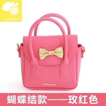 New style Korean children's shoulder bag fashion sweet ladyshoulder bag girls messenger bag hand bag