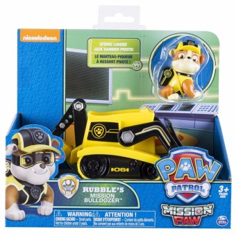 Harga Paw Patrol - Mission Paw - Rubble's Mission Bulldozer