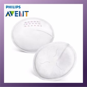 Philips Avent Disposable Breast Pads(Day pads) 30 pcs