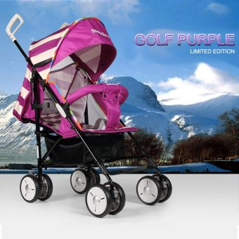 Harga Seebaby GOLF Stroller (Purple)