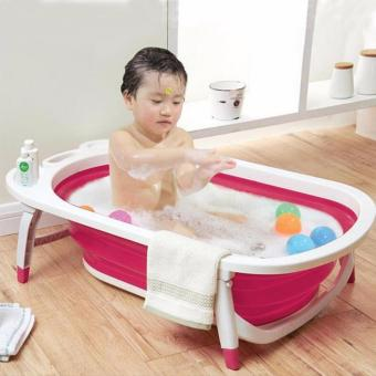 For Sale Shoppy Foldable Secure Baby Bath Tub Singapore - Compare ...