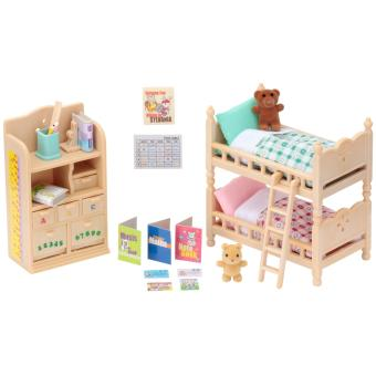 Harga Sylvanian Families Children's Bedroom Furniture