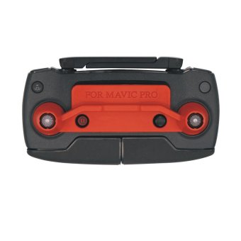 Transport Clip Controller Stick Thumb For DJI Mavic Pro Red - intl