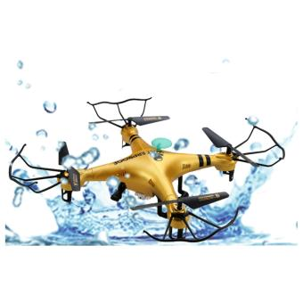 Harga Waterproof Drone GOLD(Gold)