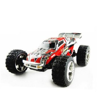 Harga WL toys L929 Upgraded 2019 2.4G 4CH RC Car(Red)