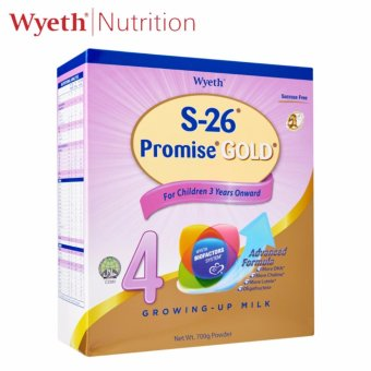 Wyeth Nutrition S-26 Promise Marigold Stage 4 700g