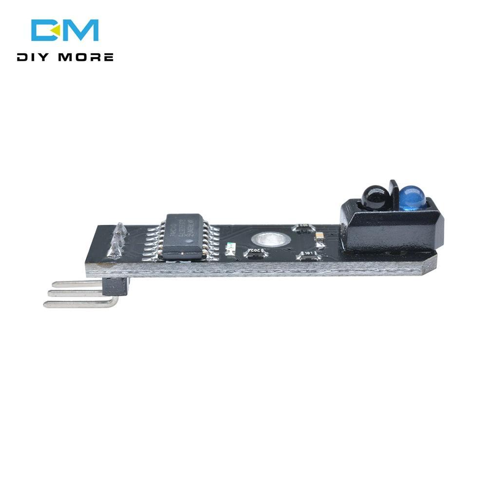 5PCS IR Infrared Line Track Follower Sensor TCRT5000 Obstacle Avoidanc NEW