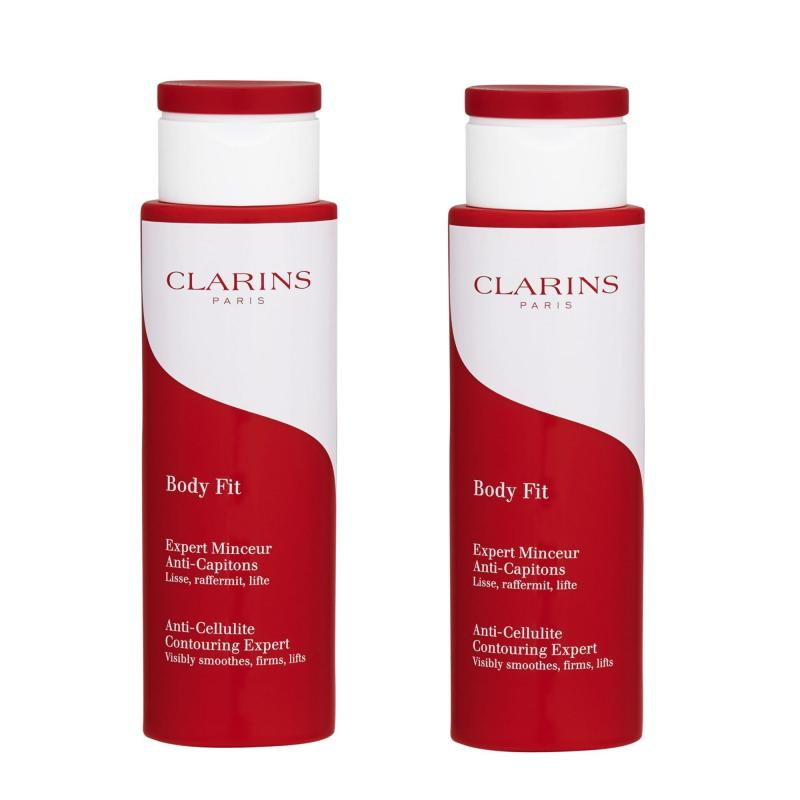 Buy 2 x Clarins Body Fit Anti-Cellulite Contouring Expert 200ml/6.9oz - intl Singapore