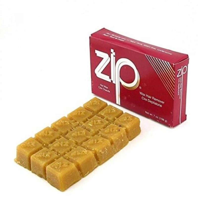 Buy 7 oz. Block of Zip Wax Hair Removing Wax - intl Singapore