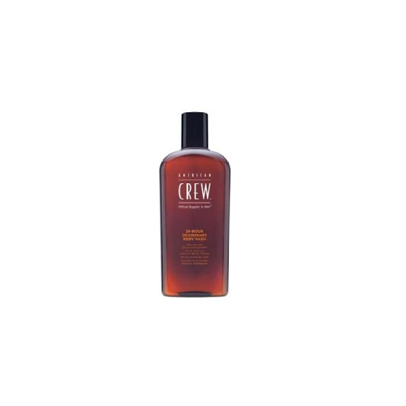 Buy American Crew 24 Hour Deodorant Body Wash 450ml Singapore
