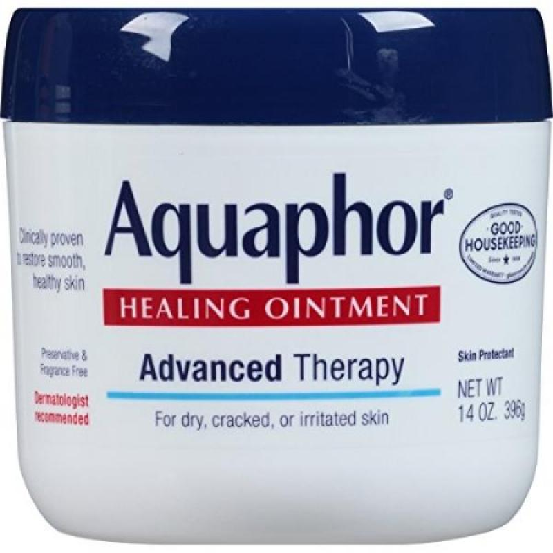 Buy Aquaphor Advanced Therapy Healing Ointment Skin Protectant 14 Ounce Jar Singapore