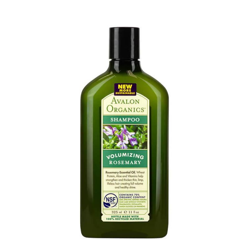 Buy Avalon Organics Rosemary Volumizing Shampoo 11oz Singapore