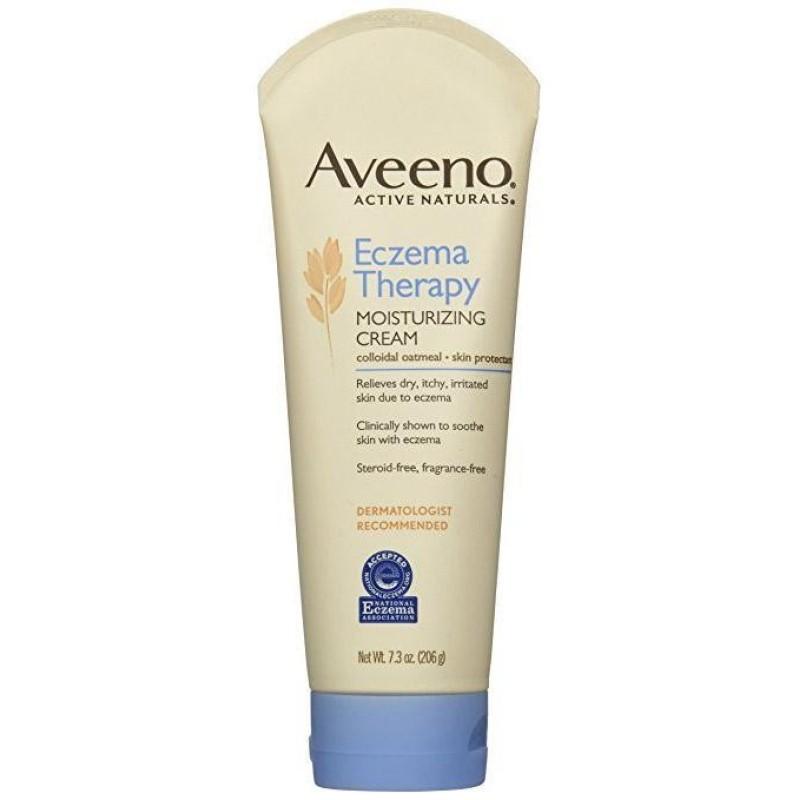 Buy Aveeno Eczema Therapy Moisturizing Cream, 7.3 Ounce (3 pc) Singapore