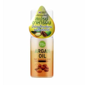 Baby Bright Argan Oil Hair Essence Mist 65ml