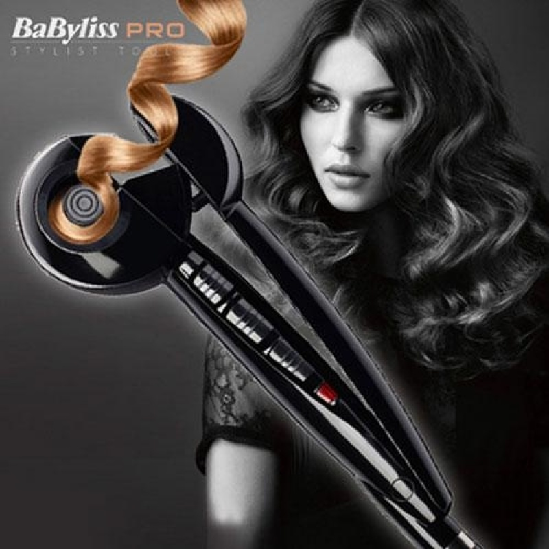 Buy Babyliss PRO Miracurl Perfect Curl BAB2665K Hair Curler fan - intl Singapore