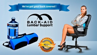 Back-Aid (Lumbar & Back Support)
