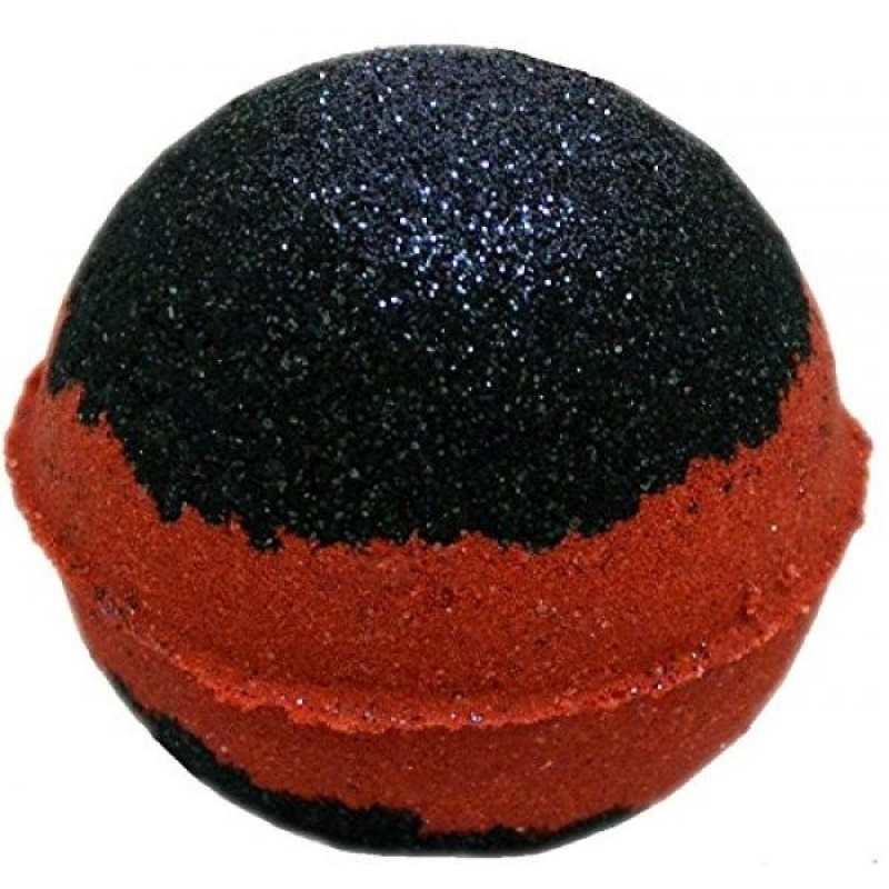 Buy Bath Bomb 5.5oz Sabbath Bloody Sabbath Deep Chasm Black & Red Striped - intl Singapore