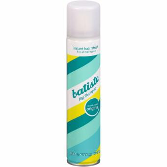 Batiste Original Clean and Classic Dry Shampoo 400ml