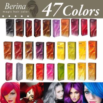 Berina Hair Color Cream - 47 Colors
