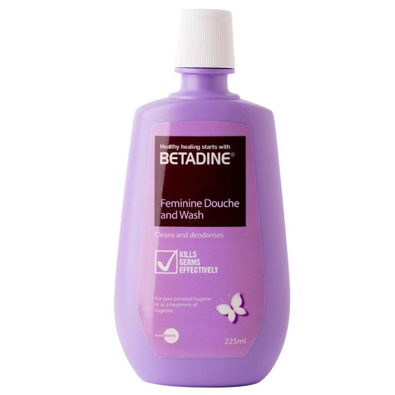 Buy Betadine Feminine Douche & Wash Refill pack 225ml Singapore