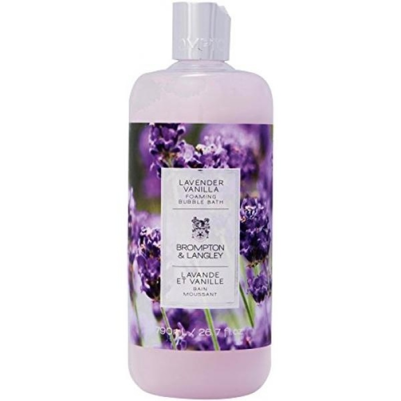 Buy Brompton & Langley Foaming Bubble Bath, Lavender Vanilla - intl Singapore