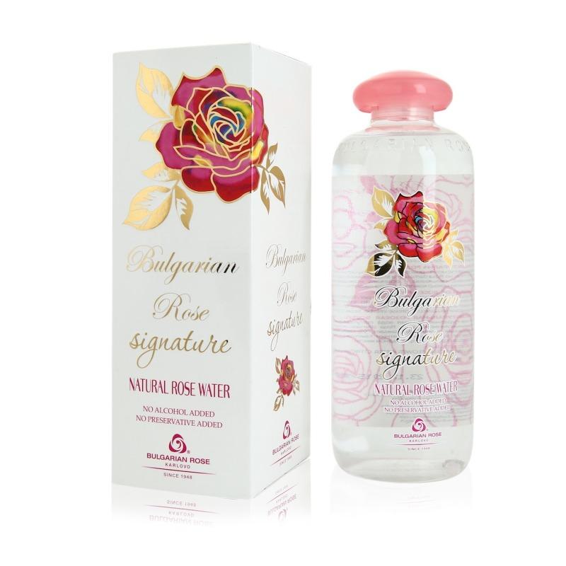 Buy Bulgarian Rose Karlovo Signature Natural Rosewater 500ml Singapore