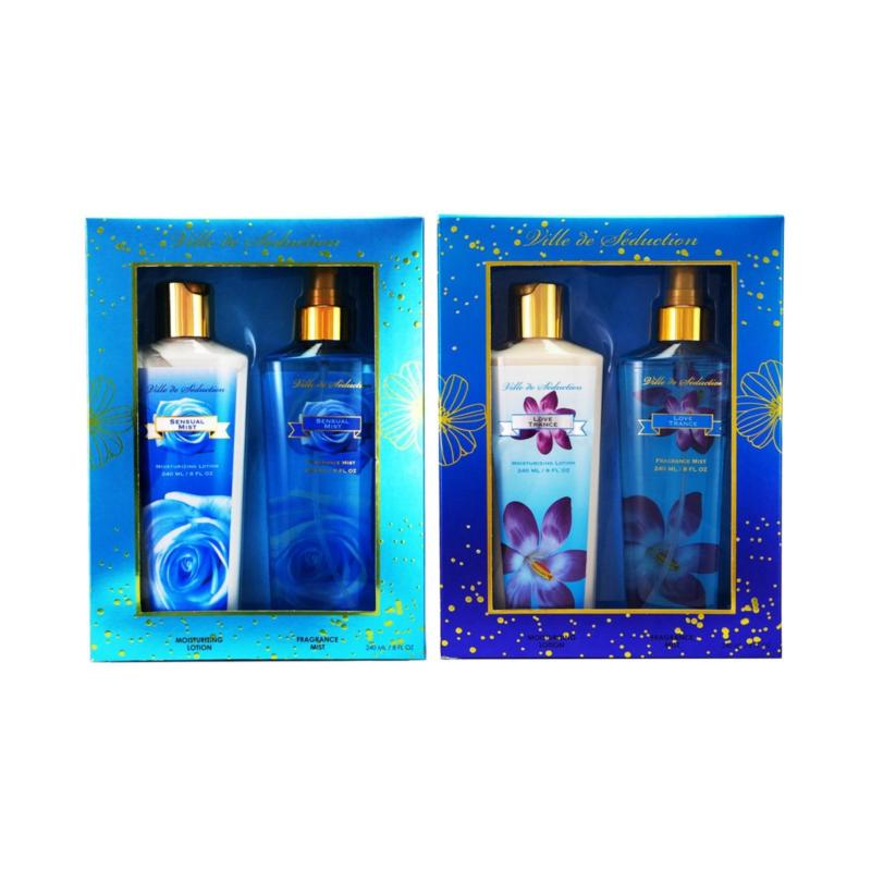 Buy bundle value - set of 2 , love trance and sensual mist Singapore