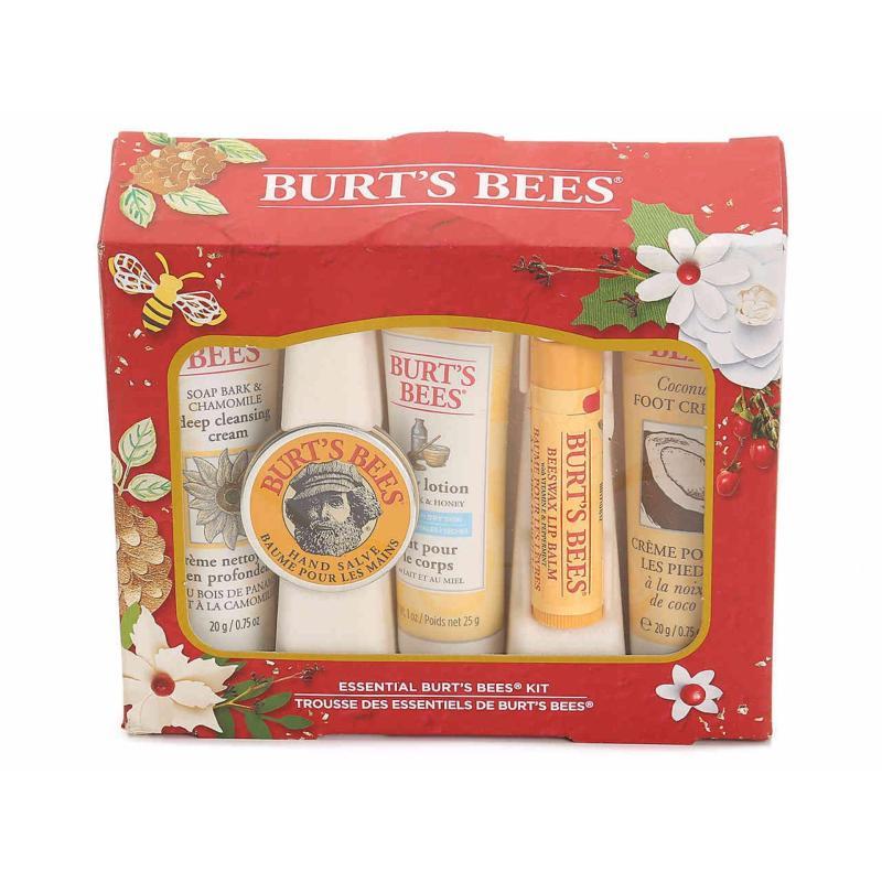 Buy BURT BEE CHRISTMAS GIFT SET  TIPS & TOES KIT  set Singapore