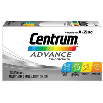 Centrum Advance Multivitamin 100 Tablets