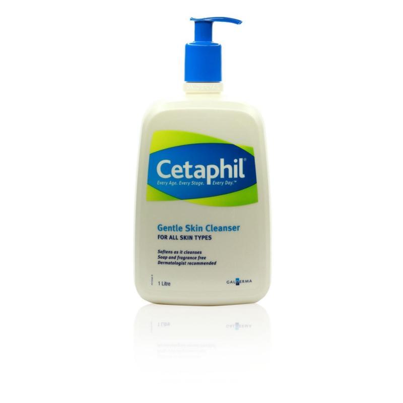 Buy CETAPHIL GENTLE SKIN CLEANSER 1L Singapore