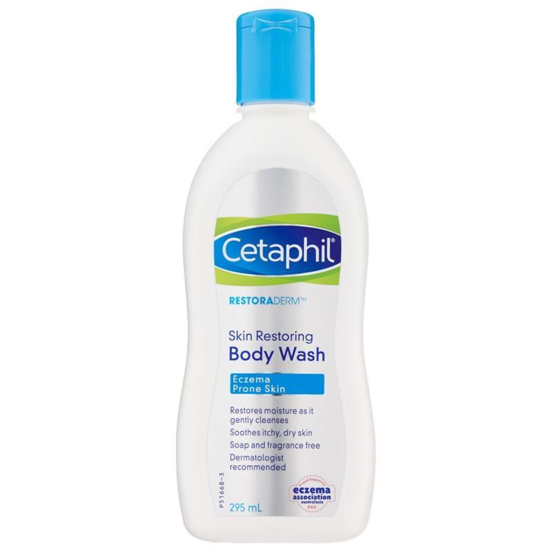 Buy Cetaphil Restoraderm Body Wash 295ml Singapore