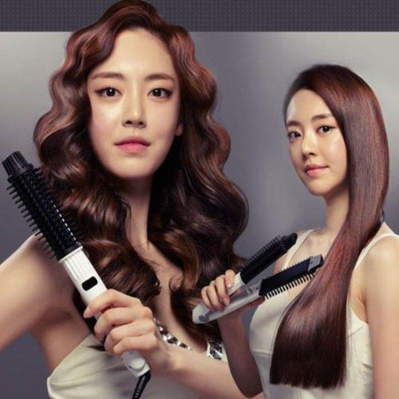 Buy CHAHONG Hair Straightener Curling Iron Multi Hair Iron(OVERSEAS) - intl Singapore