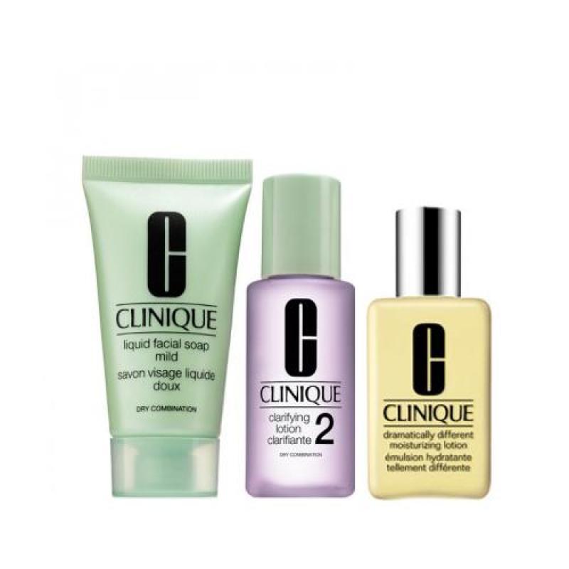 Buy Clinique 3-Step Skincare Set (3 pcs) Singapore