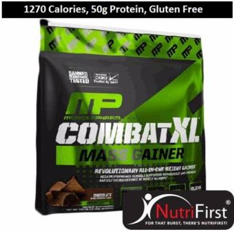 Combat XL Mass Gainer (12 Lbs) Chocolate