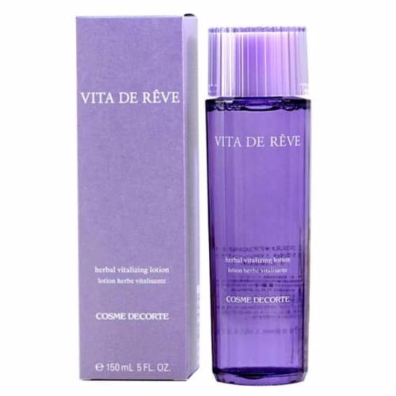 Buy Cosme Decorte Vita De Reve Herbal Vitalizing Lotion 150ml - intl Singapore