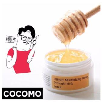 (COSRX) ULTIMATE MOISTURIZING HONEY OVERNIGHT MASK - COCOMO