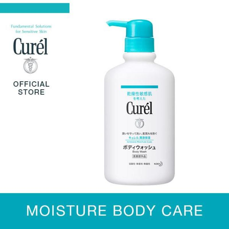 Buy Curel Body Wash 420ml Singapore