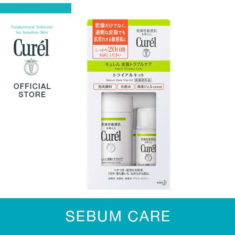 Buy Curel Sebum Care Trial Kit Singapore