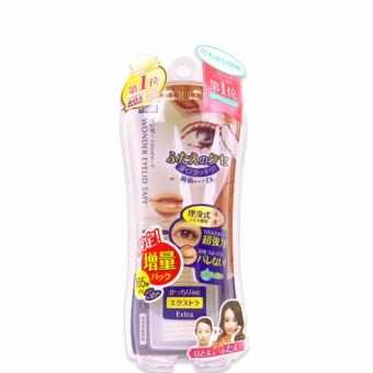 Harga D-UP Wonder Eyelid Tape (Extra) 165Pieces