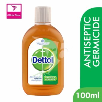 Harga Dettol Antiseptic Liquid 100Ml