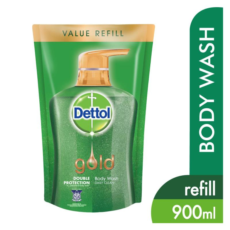 Buy Dettol Body Wash Pouch Classic Clean 900Ml Dharma Singapore