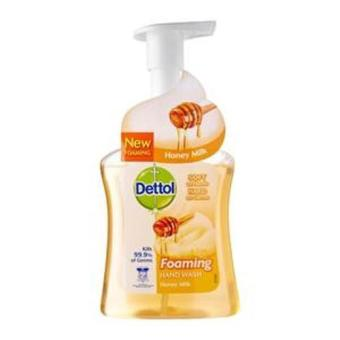 Harga Dettol Foamy Handwash Honey