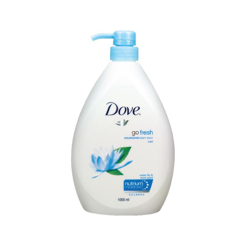 Buy Dove Go Fresh Cool Bodywash 1L Singapore