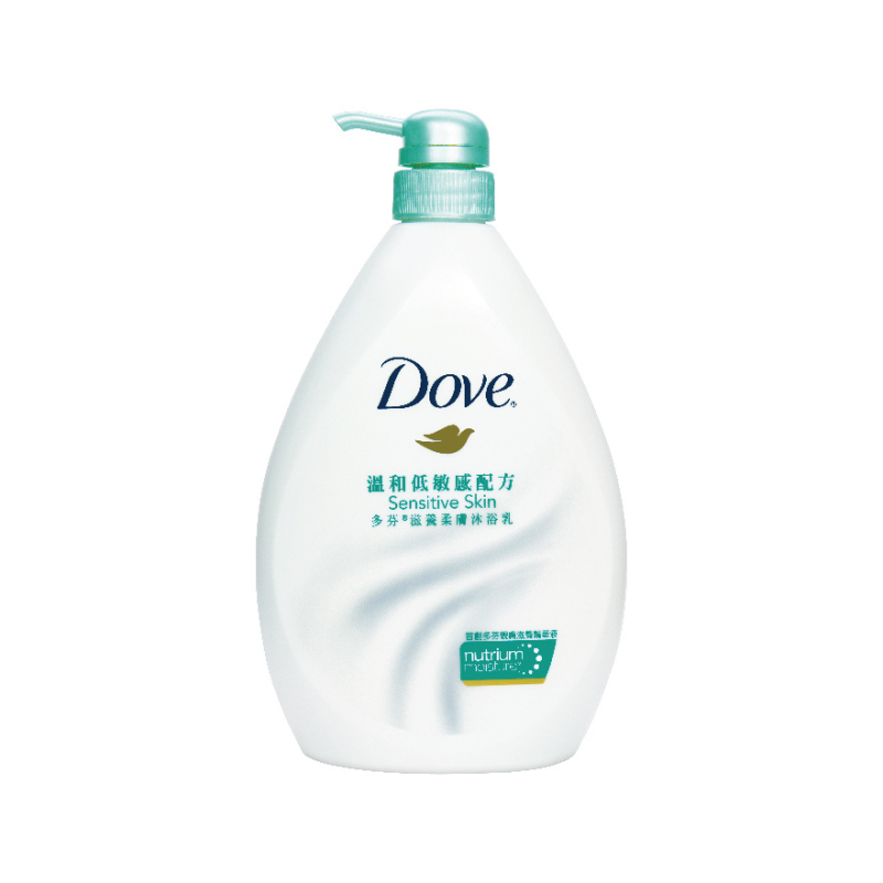 Buy Dove Nutrium Sensitive Skin Bodywash 1L Singapore