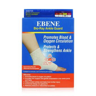 Harga Ebene Bioray Ankle Guard L 1 pair