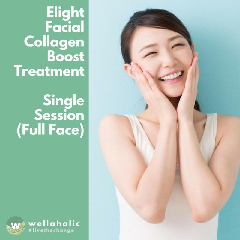 Buy Elight Facial Collagen Boost (Single Session) eVoucher Singapore
