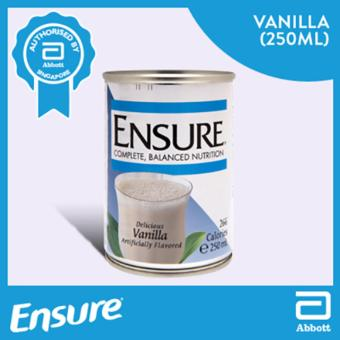 Harga Ensure Liquid - Vanilla 250ML