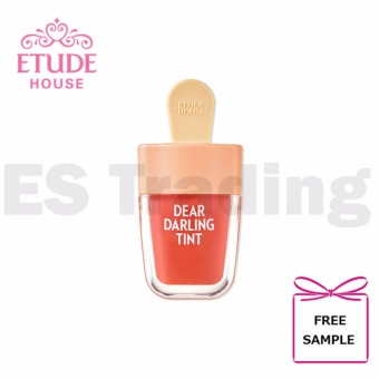 Etude House Dear Darling Water Gel Tint OR205 Apricot Red - intl