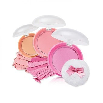 Etude house Lovely Cookie Blusher 7.2g (#6)(Export).